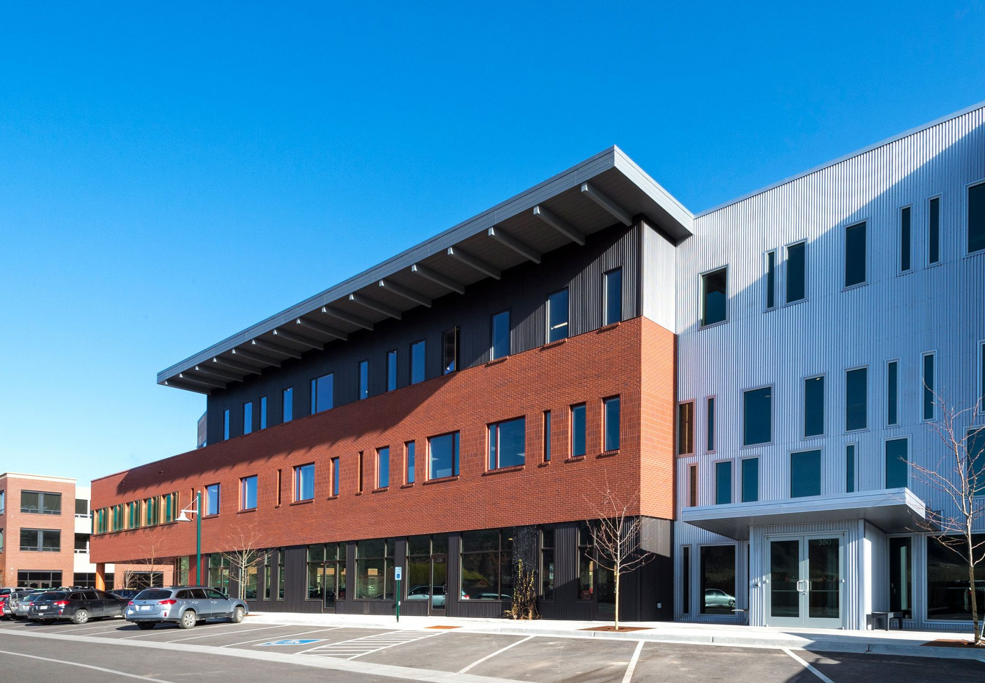 Willits Medical Care building exterior