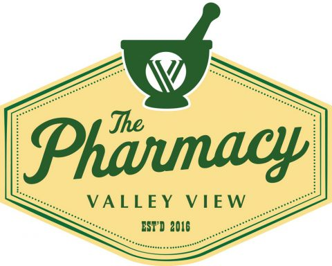 Valley View Pharmacy badge logo