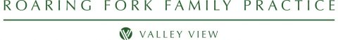 Roaring Fork Family Practice: Valley View banner