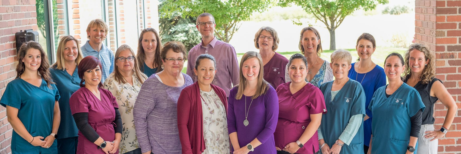 Eagle Valley Family Practice staff