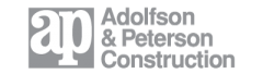 Adolfson and Peterson Construction logo
