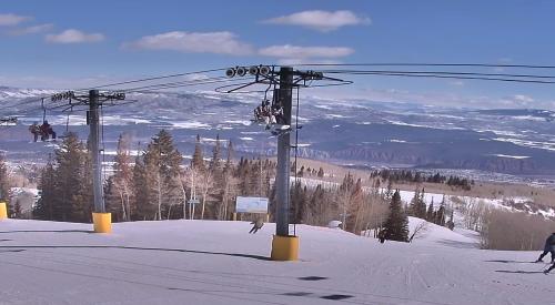 Sunlight mountain live cam screenshot