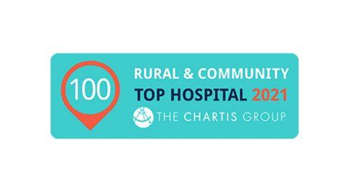 Rural & Community Top Hospital award